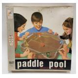 Milton Bradley Paddle Pool Smashing Action Game