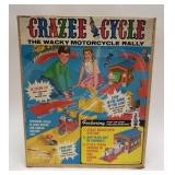 Transogram Crazee Cycle The Wacky Motorcycle