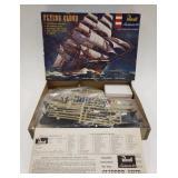 Revell Flying Cloud Authentic Model Kit.