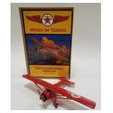 1929 Curtis Robin Airplane Wings of Texaco Coin