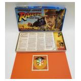 Vintage Parker Brothers Indiana Jones from