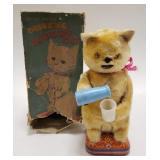 T.N Japan Battery OP. Drinking Licking Cat. Box