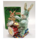 Cragstan Battery Op. The Jolly Drumming Bunny