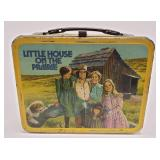 1978 Thermos Little House on the Prairie Metal