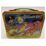 1973 Thermos Scooby Doo Metal Lunch Box