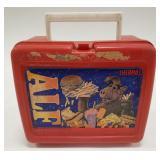 1987 Thermos Alf Plastic Lunch Box.