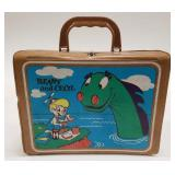 Vintage Thermos Beany and Cecil Vinyl Lunch Box