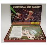 Vintage 1971 Cadaco Strategic All Star Baseball