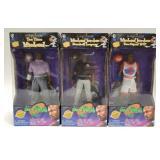 (3) Warner Bros. Michael Jordan Space Jam