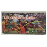 Mattel Talking Football an Official