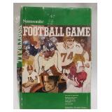 1969 Samsonite Decision Games Football Game