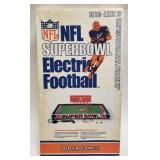 Tudor Games NFL Superbowl Electric Football Game.
