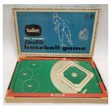 Tudor Tru-Action Electric Baseball Game.