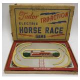 Tudor Tru-Action Electric Horse Race Game