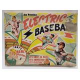 Jim Prentice Electric Baseball Battery Operated