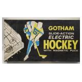 Gotham Slide-Action Electric Hockey Game with