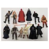 Large Lot of Star Wars Action Figures