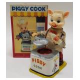 Japan Battery Operated Piggy Cook with