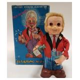 Japan Battery operated Blushing Willy with Box