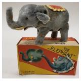 "Japan Windup ""The Elephant"" with Box"