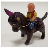 Modern Toys Japan Bucking Bronco Cowboy on a