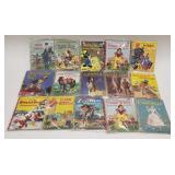 Lot of Vintage Little Golden Childrens Books
