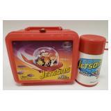 1990 Aladdin Jetsons The Movie Plastic Lunchbox