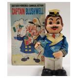 Battery Operated Japan Captain Blushwell with