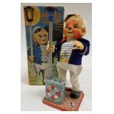 Battery Operated S&E Japan The Drinking Captain