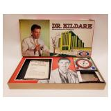 1962 Ideal Dr. Kildare Medical Game for the Young