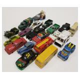 Lot of Ertl, Matchbox, Hot Wheels, and More!