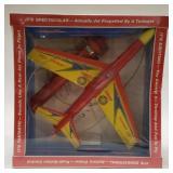 Vintage Stanzel Electro Jet Tiger Jet Propellex
