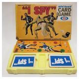 "Vintage Ideal ""I Spy"" Mini-Board Card Game"