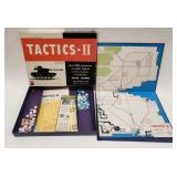 Vintage The Avalon Hill Co. Tactics ll Board Game