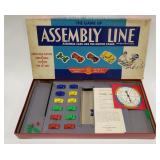 Selchow & Righter The Game of Assembly Line