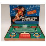 Vintage Cadaco All American Football Game
