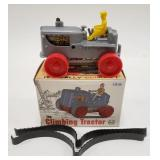 Marx Toys Windup The Climbing Tractor