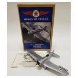 Wings of Texaco 1932 Northrop Gamma Die-cast