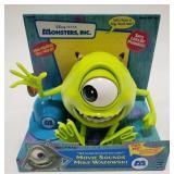 Disney Pixar Monsters Inc. Mike Wazowski by