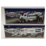 Hess Toy Truck and Space Cruiser with Scout and