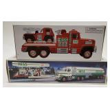 Hess Fire Truck and Ladder Rescue Truck + Hess