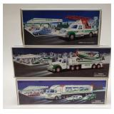 Hess Rescue Truck, Hess Toy Truck and Airplane,