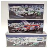Hess Toy Truck and Racecars, Hess Emergency Truck