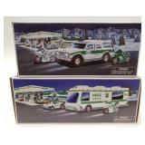 Hess Recreational Van with Dune Buggy and