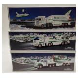 Hess Toy Truck and Helicopter, Hess Toy Truck and