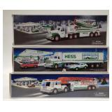 Hess Toy Truck and Airplane, Hess 18 Wheeler and