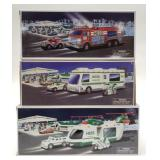 Hess Emergency Truck with Rescue Vehicle, Hess