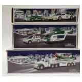 Hess Toy Truck and Airplane, Hess Race Car and