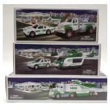 Hess Toy Truck and Jet, Hess Toy Truck and Race
