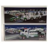Hess Toy Truck and Space Cruiser with Scout +